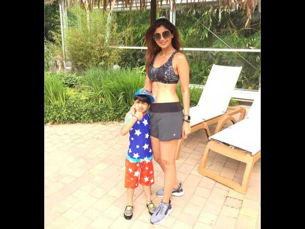 Shilpa Shetty Son Viaan