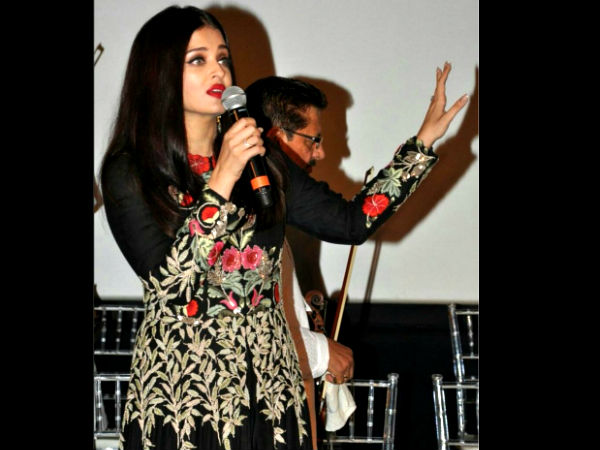 Aish's Romantic Revelation About Abhishek