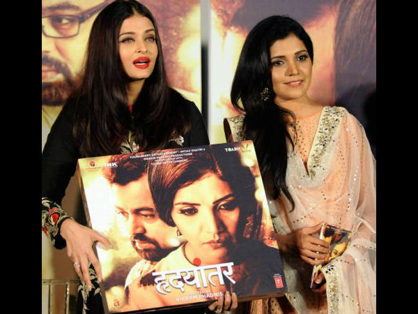 Aishwarya Was All Praise For Vikram