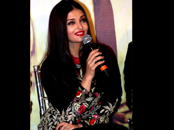 For Aishwarya The Script Matters.