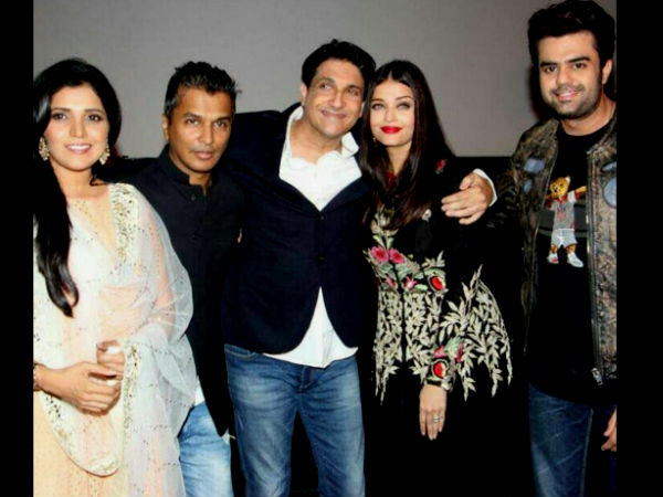 Aish Supports Mr Phadnavis