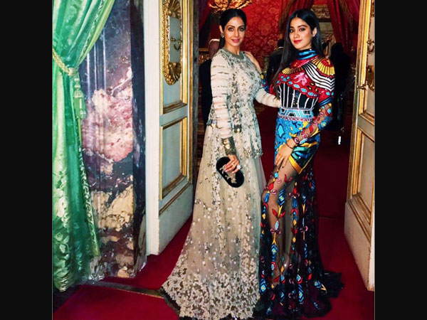 Like Sridevi, Will Jhanvi Kapoor Act In Tamil Movies? Here's What Her Mommy Has To Say!