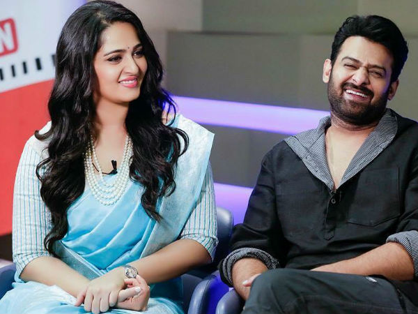 Prabhas Is Keen To Cast Anushka In Saaho