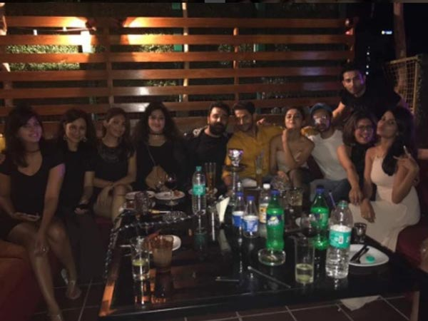 Tejaswi's Birthday Bash