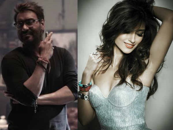 Ajay Devgn And Ileana D'Cruz To Make Passionate Love In The Film