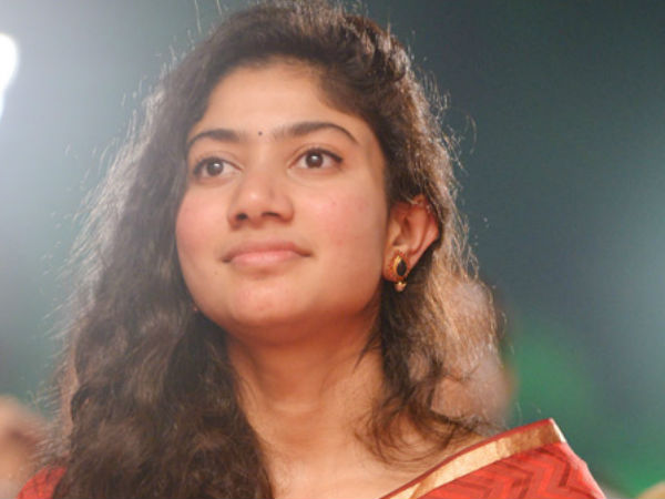 Best Actress - Sai Pallavi