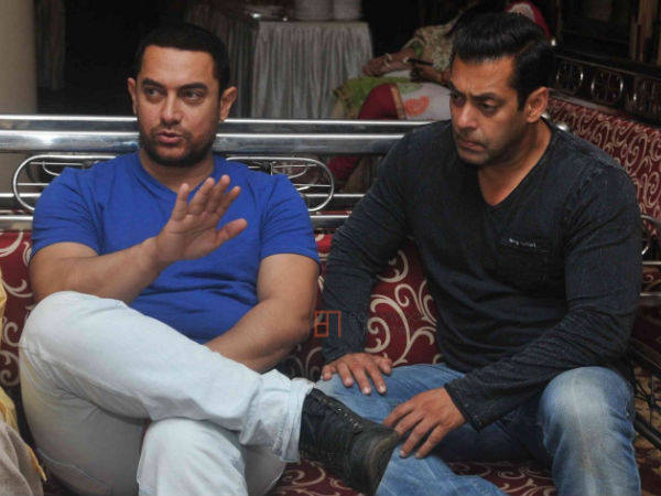 Aamir Has Said This About Salman's Marriage