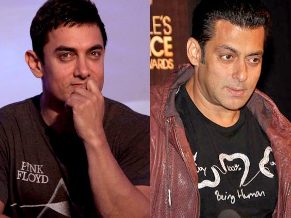 Here's How Salman Reacted To Aamir's Comment