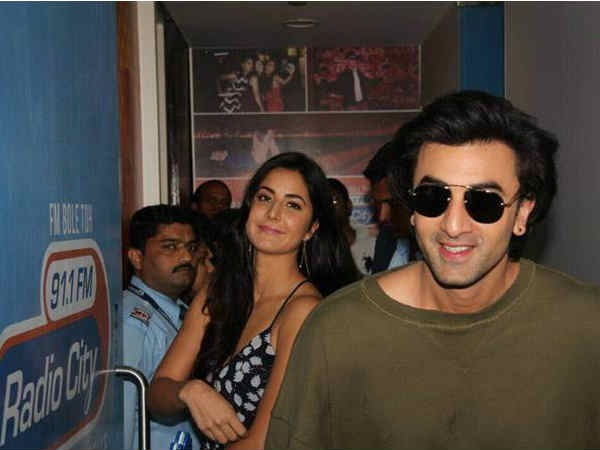 Radio Jockey Asked Katrina Which Was The Last Ranbir Kapoor Film That She Watched