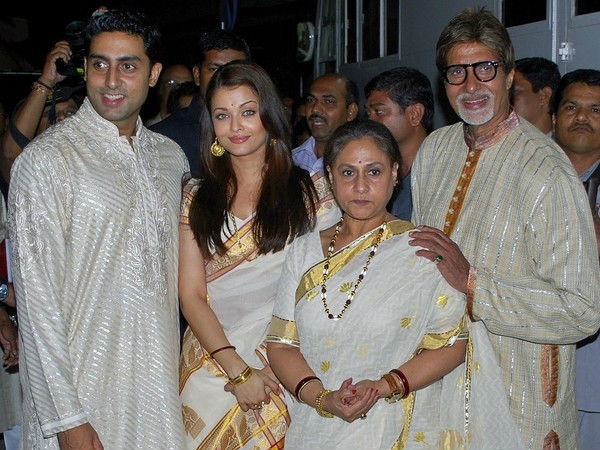Abhishek's Cute Revelation About Jaya & Aish