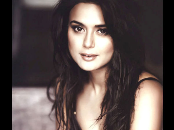 Preity Zinta Excited About Women's Safety Project