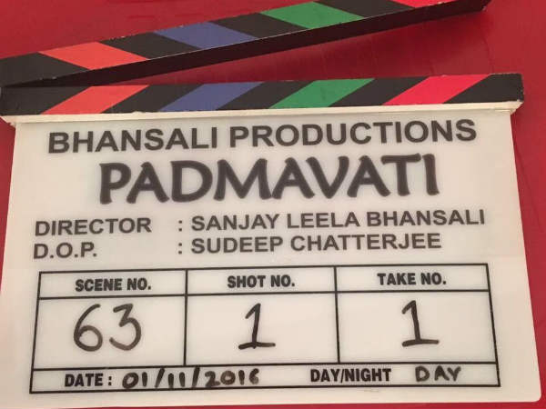 When Padmavati Was In News For Wrong Reasons