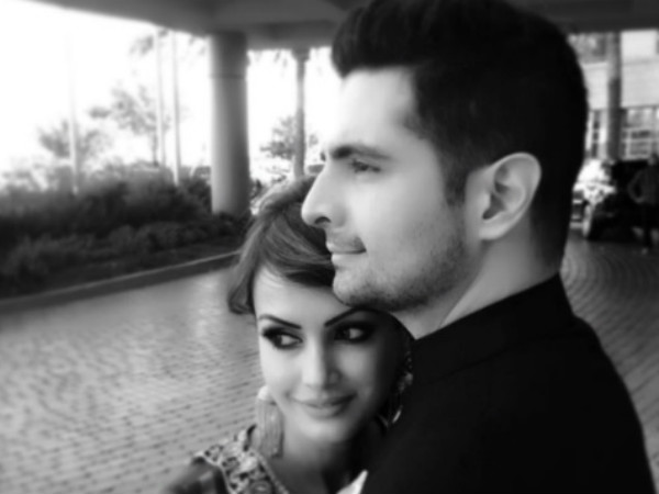 Karan & Nisha Are All Set For A New Journey
