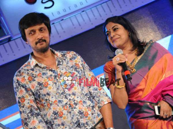 Reasons For Sudeep's Absence