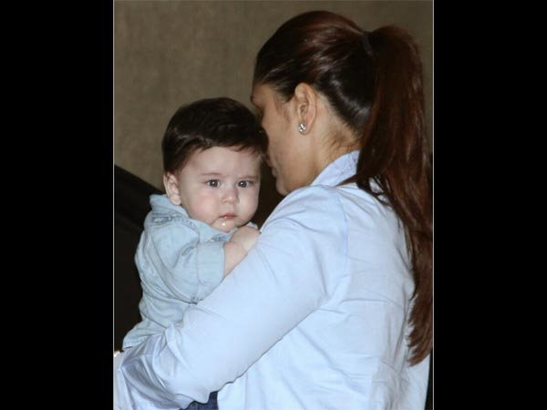 Taimur Should Not Be Treated Differently