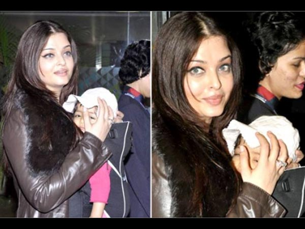 But Aishwarya Didn't Believe In That