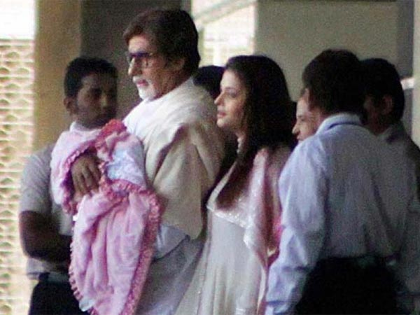 The Bachchans Even Hid The Name Of Aaradhya For Months