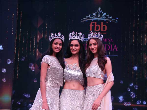 Manushi Chellar From Haryana Crowned Miss India World 2017!