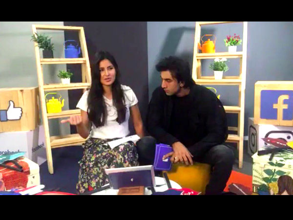 What Made Katrina Slap Ranbir