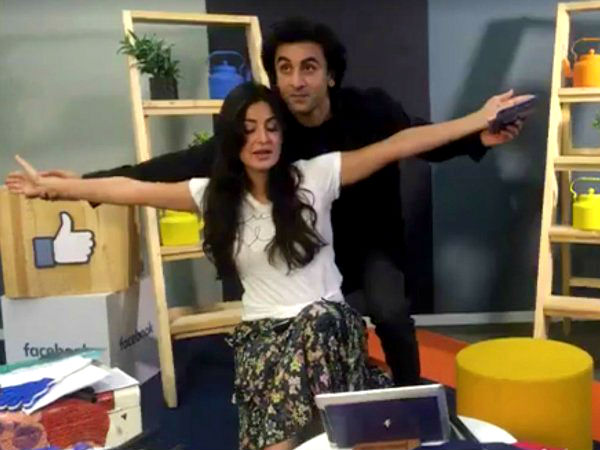 When Ranbir Proposed Katrina