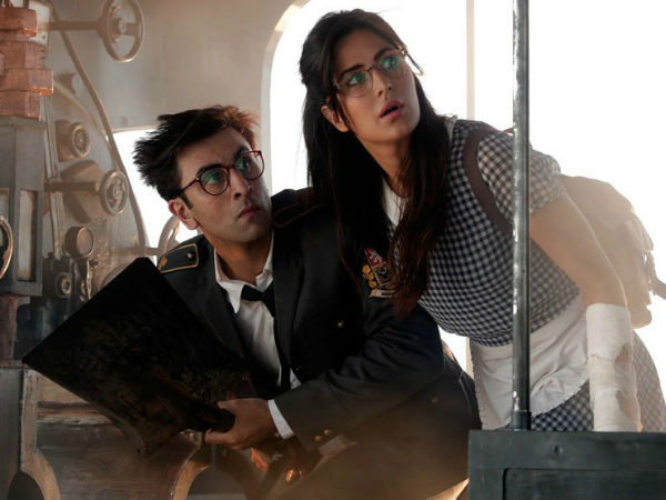 Ranbir Would Never Want To Get Stuck In A Lift With Katrina