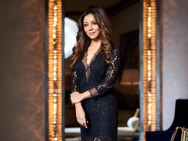 Gauri Khan Looked Super Hot!