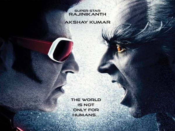 Rajinikanth's 2.O Audio Launch To Be Held Here!