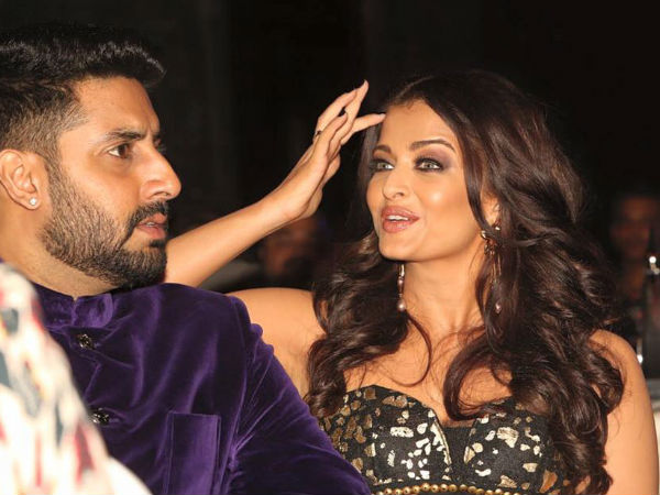 TOTALLY UNEXPECTED! Aishwarya Rai Bachchan Not Interested In Working With Abhishek Bachchan