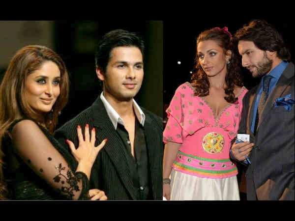When Shahid-Kareena Went On A Double Date With Saif & His Then Girlfriend Rosa Catalano