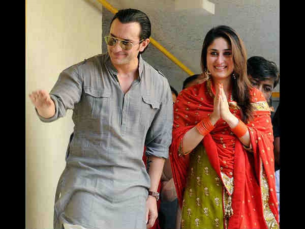 When Saif-Kareena Threatened Their Parents That They Would Elope From Their Wedding