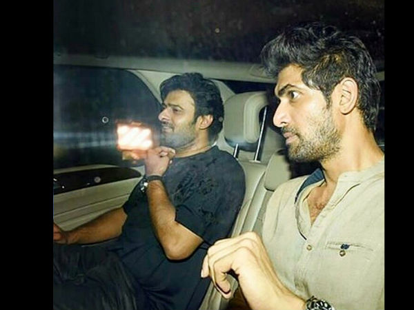 When Varun Dhawan 'stabbed' Prabhas in the back