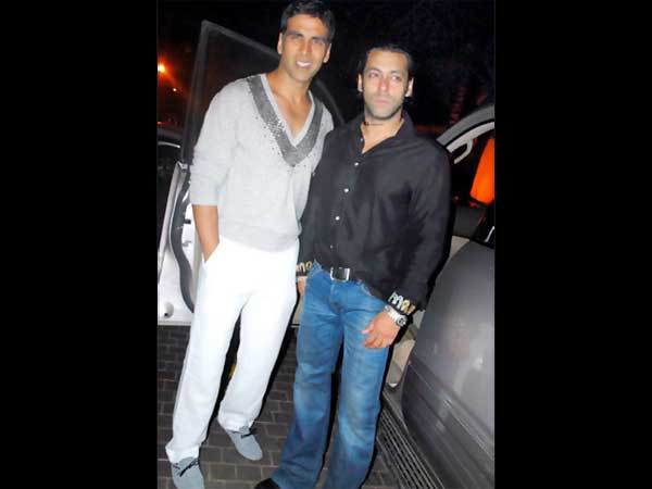 Why Salman Is Not Doing As Many Films As Akshay