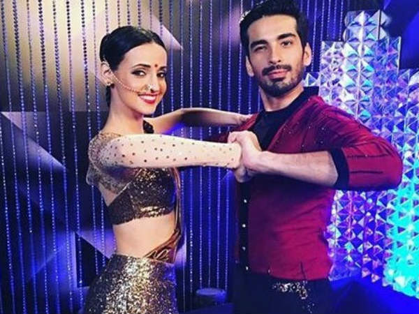Nach Baliye 8: Sanaya Irani And Mohit Sehgal Decide To End Rumours