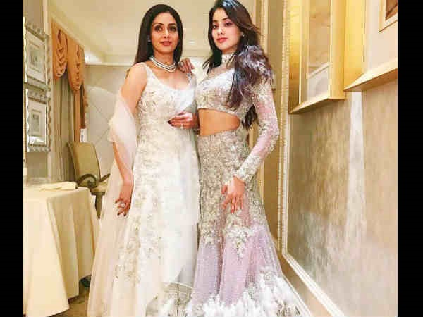 When Jhanvi Confessed To Sridevi That She Wanted To Be An Actress