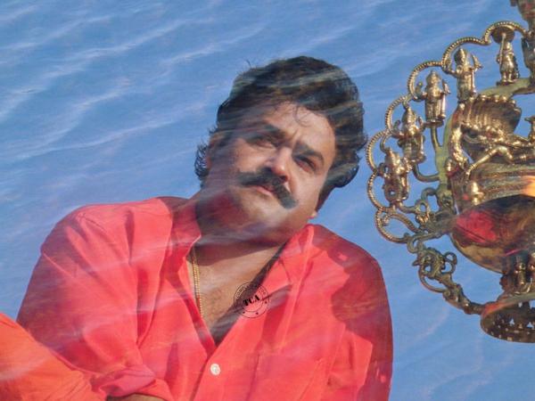 Mohanlal's Narasimham Location Stills A Throwback - Filmibeat