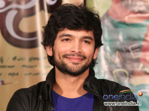 Diganth's First love