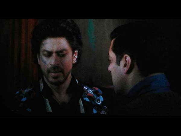 SRK Instantly Said 'Yes' To Salman