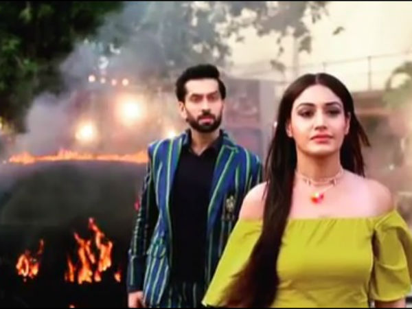 Shivaay Tries To Create Trouble In Anika's Life