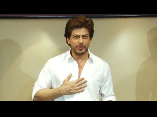SRK Summing Up His 25 Year Journey In Bollywood