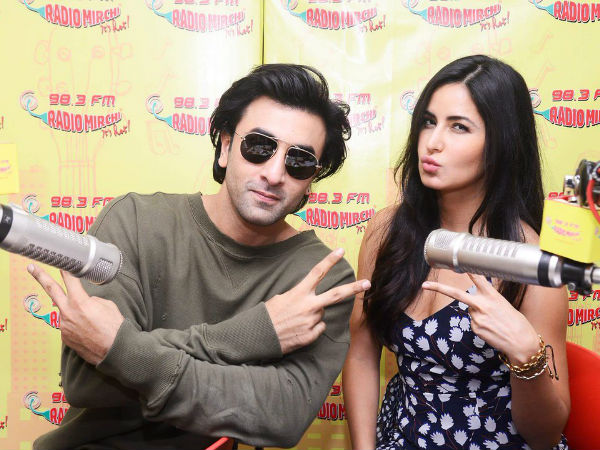 Ranbir To Kat: I'm The Producer
