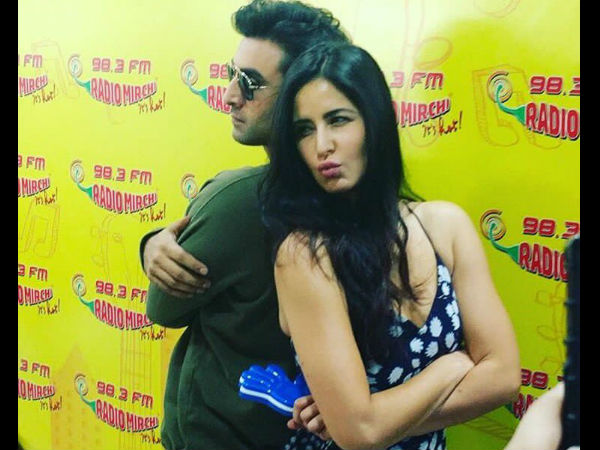 Ranbir's Reply To Katrina