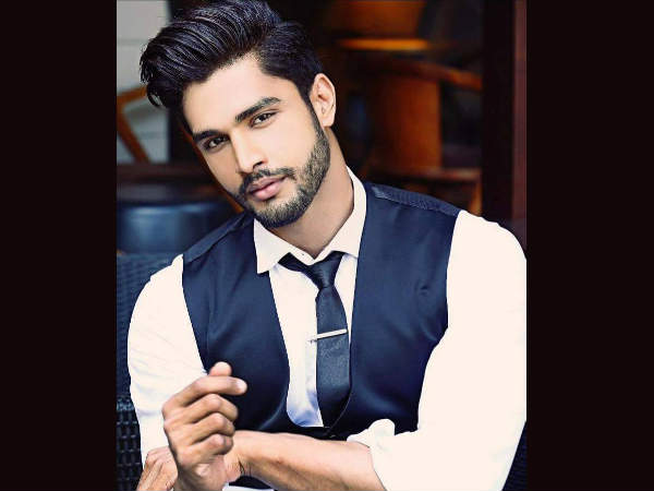Rohit Khandelwal In The First Place