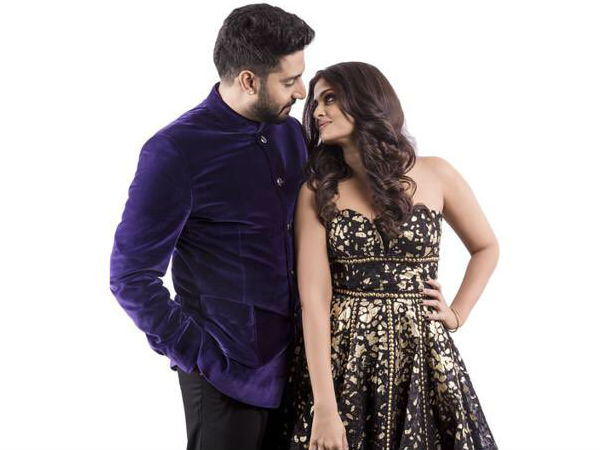 What Abhishek Said About Working With Aish In Gulab Jamun