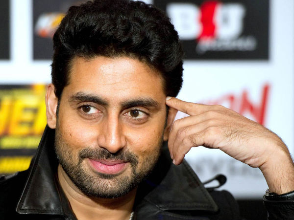 Abhishek's Announcement Related To The Film