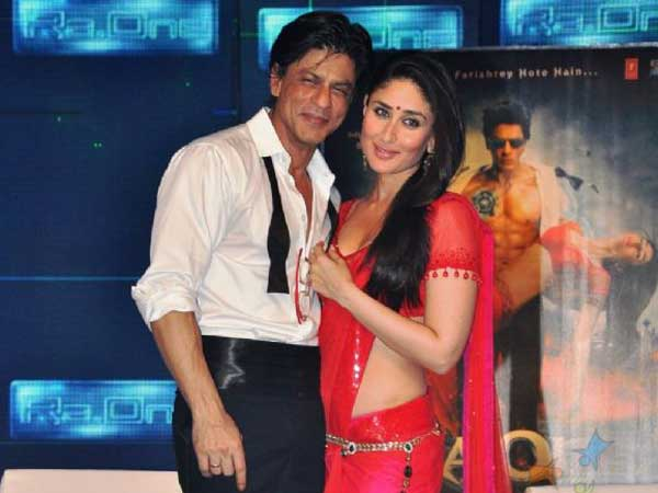 The Makers Had Approached Bebo For SRK's Dwarf Film