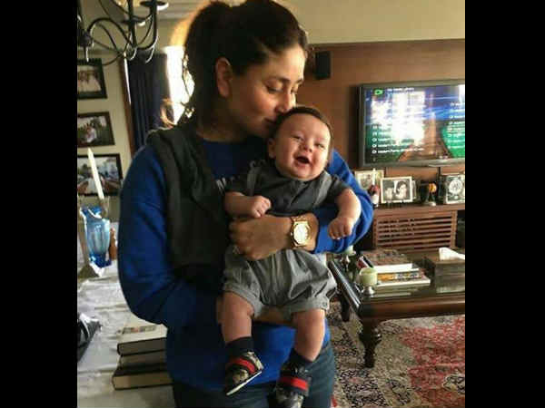 Kareena Didn't Want To Shoot Immediately Post Motherhood
