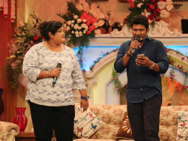 Appu Sings With Remo