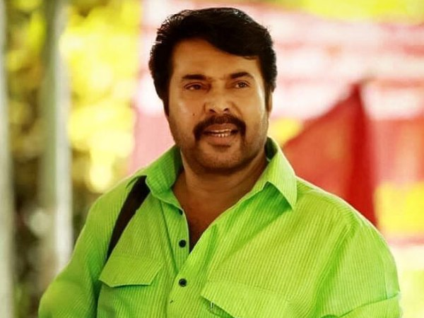 Mammootty-Syam Dhar Movie