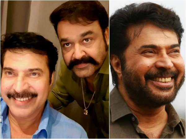 Mammootty, At His Usual Best