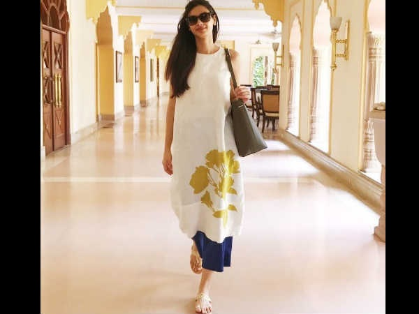Diana Penty Plays The Female Lead